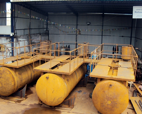 Acid Storage Tank Manufacturer