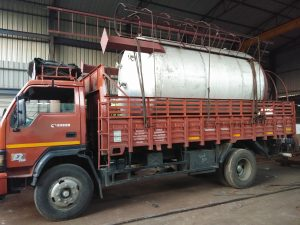 Oil tank manufacturer in Chennai