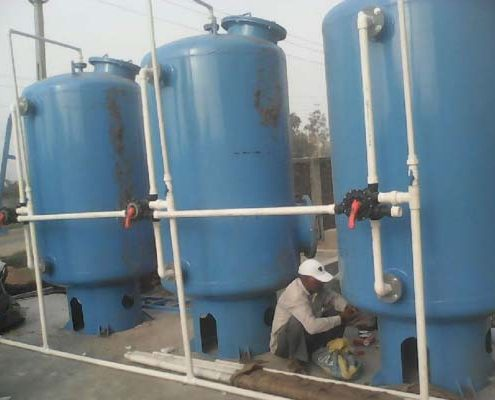 Pressure sand filter manufacturer in Chennai